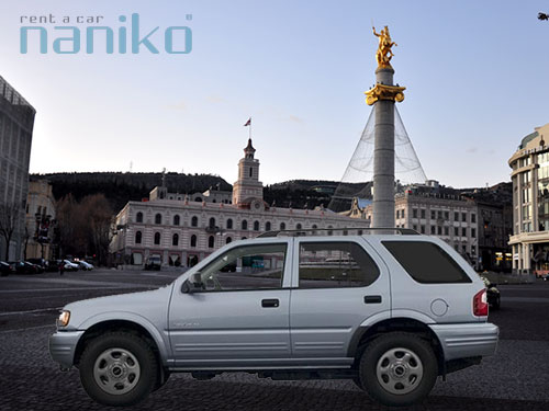 Car rental in Tbilisi,Georgia
